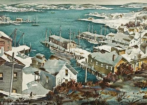 b1285-gasser-henry-martin-1909-1981-a-view-of-the-bay-in-winter-2462267
