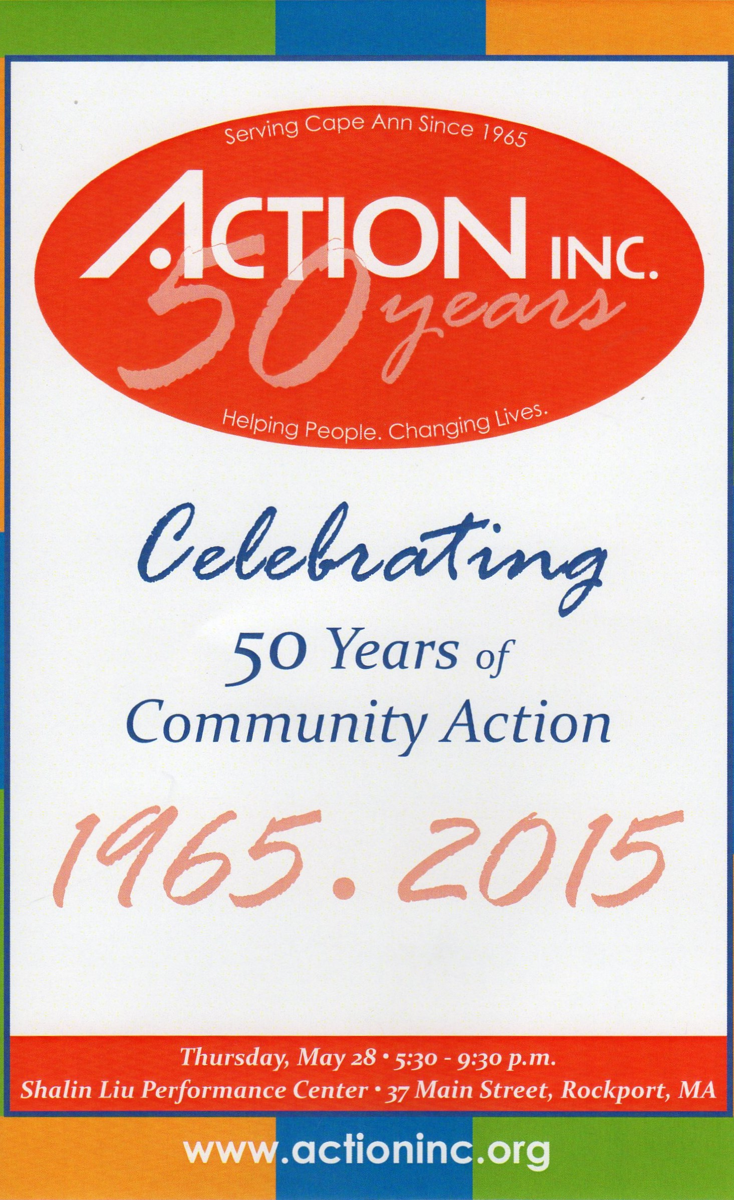 Fifty years of ACTION – Enduring Gloucester