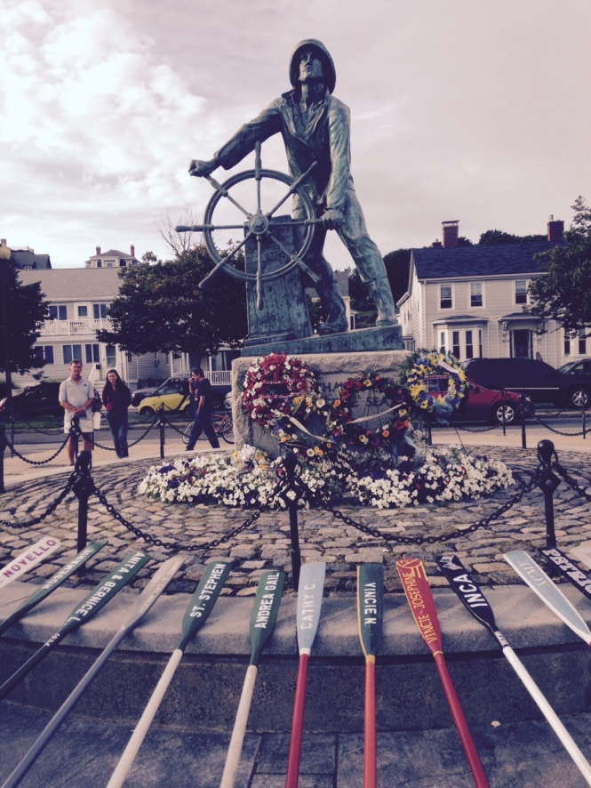 Fishermen's Memorial 2015