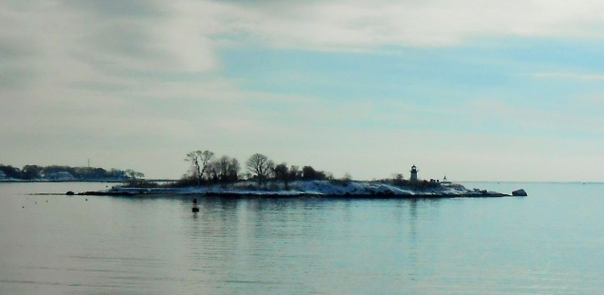 Ten Pound Island. Photo Courtesy Laurel Tarantino