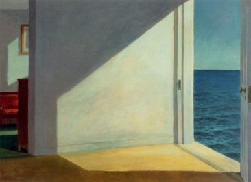 Rooms By The Sea. 1951 Edward Hopper (1882-1967)