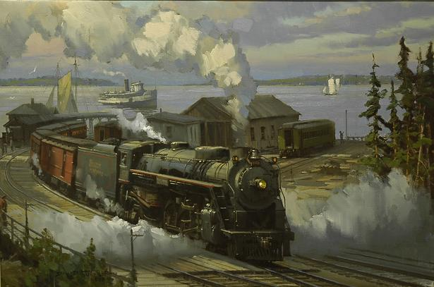 Symphony of the East Wind. © 2016 David Tutwiler (b.1952)