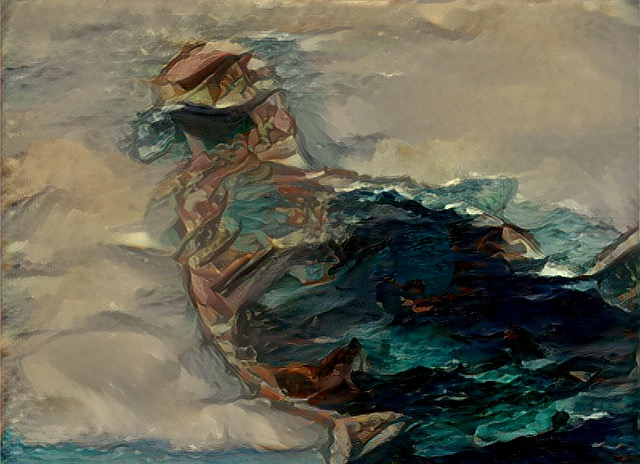 Digital Collage by Bing McGilvray